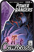 POWER RANGERS (2020) #8 A-Cover