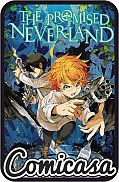 PROMISED NEVERLAND (2017) DIGEST-SIZED TRADE PAPERBACK #8