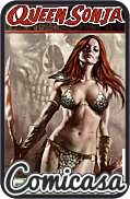 QUEEN SONJA (2009) TRADE PAPERBACK #5 Ascendance (Reprints Issues 21-25)