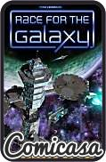 RACE FOR THE GALAXY - REVISED SECOND EDITION Build the Most Prosperous and Powerfull Space Empire! [2-4 Players]