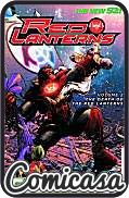 RED LANTERNS (2011) TRADE PAPERBACK #2 Death of the Red Lanterns