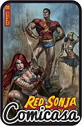 RED SONJA : THE SUPERPOWERS (2021) #1 A-Cover