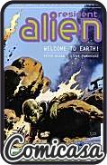 RESIDENT ALIEN (2012) TRADE PAPERBACK #1 Welcome to Earth (Reprints Issues 0-3)