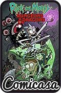 RICK & MORTY VS. DUNGEONS & DRAGONS (2018) TRADE PAPERBACK