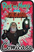 RICK & MORTY PRESENTS JAGUAR (2020) #1 A-Cover