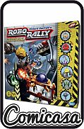 ROBORALLY A Frenzied Race Filled with Computer-driven Chaos by Richard Garfield [2-8 players]