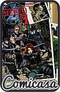 SECRET AVENGERS (2013) #1 Marvel Now