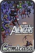 SECRET AVENGERS (2010) HARD COVER #6 (Reprints Issues 33-37) [Numbered as volume 3]