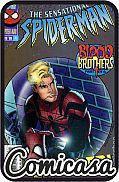 SENSATIONAL SPIDER-MAN (1996) #4 Blood Brothers Part 1 (Of 6), [Very Fine+ (8.5)]