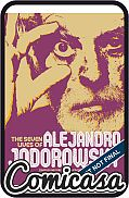 SEVEN LIVES OF ALEJANDRO JODOROWSKY (2019) HARD COVER