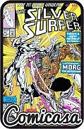 SILVER SURFER (1987) #71 Herald Ordeal Part 2 (Of 6), [Very Fine (8.0)]