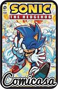 SONIC THE HEDGEHOG (2018) #25 A-Cover