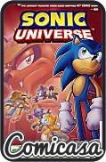 SONIC UNIVERSE (2011) TRADE PAPERBACK #4 Journey to the East (Reprints Issues 13-16)