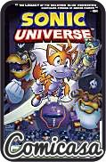 SONIC UNIVERSE (2011) TRADE PAPERBACK #5 Tails Adventure (Reprints Issues 17-20)