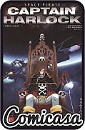 SPACE PIRATE CAPTAIN HARLOCK (2021) #1 G-Cover