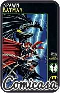 SPAWN / BATMAN (1994) ONE-SHOT By Frank Miller & Todd McFarlane, [Fine/VF (7.0)]