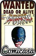 SPECTACULAR SPIDER-MAN (1976) #255 Alternate Cover, [VF/NM (9.0)]