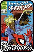 SPECTACULAR SPIDER-MAN (1976) ANNUAL #13 Bagged with Trading Card, [VF/NM (9.0)]