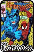 SPIDER-MAN (1990) #15 Erik Larsen & the Beast., [VF/NM (9.0)]