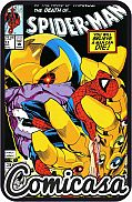 SPIDER-MAN (1990) #17 Thanos, [VF/NM (9.0)]