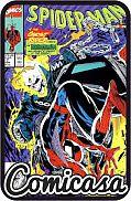 SPIDER-MAN (1990) #7 Ghost-Rider, [VF/NM (9.0)]