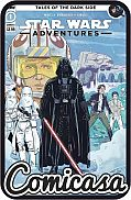 STAR WARS ADVENTURES (2020) #1 B-Cover