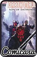 STAR WARS : DARTH MAUL, SON OF DATHOMIR (2017) TRADE PAPERBACK [New printing]