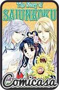 STORY OF SAIUNKOKU (2010) DIGEST-SIZED TRADE PAPERBACK #9