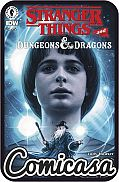 STRANGER THINGS / DUNGEONS & DRAGONS : CROSSOVER (2020) #1 B-Cover