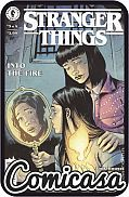 STRANGER THINGS : INTO THE FIRE (2020) #3 (Of 4) B-Cover