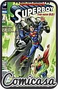 SUPERBOY (2011) ANNUAL #1