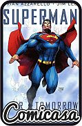 SUPERMAN FOR TOMORROW (2013) 15TH ANNIVERSARY DELUXE EDITION HARD COVER