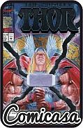 THOR (1966) #475 Silver Foil Embossed Cover, [Very Fine+ (8.5)]
