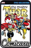 THOR : EPIC COLLECTION (2013) TRADE PAPERBACK #19 Thor War