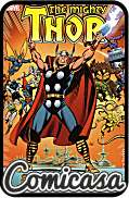 THOR : GODS AND GUARDIANS OF THE GALAXY (2013) TRADE PAPERBACK (Reprints Thor Issues 267-271 & Annual 5-6)