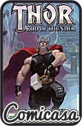 THOR : GOD OF THUNDER (2012) HARD COVER #1 God Butcher (Reprints Issues 1-5) [OOP]