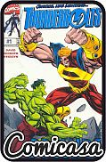THUNDERBOLTS (1997) PRELUDE #1 American Entertainment Variant. Reprints Hulk 449, First Thunderbolts, [Very Fine (8.0)]