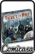 TICKET TO RIDE - UNITED KINGDOM and Pennsylvania [2-5 Players]