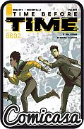 TIME BEFORE TIME (2021) #2 B-Cover