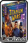 TITANIUM WARS Build your Fleet, Crush your Enemies and Get the Precious Titanium [3-5 players]