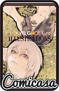 TOKYO GHOUL RE ILLUSTRATIONS : ZAKKI (2020) HARD COVER