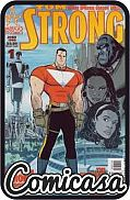 TOM STRONG (1999) #1 Chris Sprouse Cover