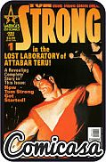 TOM STRONG (1999) #1 Alex Ross Cover