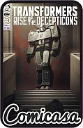 TRANSFORMERS (2014) #23 A-Cover