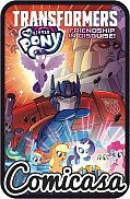 TRANSFORMERS / MY LITTLE PONY : FRIENDSHIP IN DISGUISE (2020) TRADE PAPERBACK