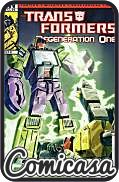 TRANSFORMERS : REGENERATION ONE (2012) #88 A-Cover