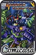 TRANSFORMERS : ROBOTS IN DISGUISE (2012) #16 A-Cover