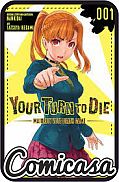 YOUR TURN TO DIE (2021) DIGEST-SIZED TRADE PAPERBACK #1