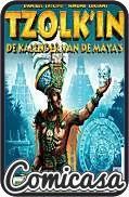 TZOLK'IN - DE KALENDER VAN DE MAYA'S Wie wordt leiders van de Maya's? [2-4 spelers]