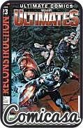 ULTIMATE COMICS : ULTIMATES (2011) #23